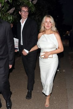Ellie Goulding and Caspar Jopling Are Officially Married!