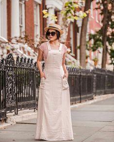 Modest Dresses, Casual Dresses, Fashion Dresses, Summer Dresses, School Dresses, Muslim Fashion, African Dress, Skirt Outfits, Denim Fashion