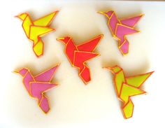 origami cookie - Google Search