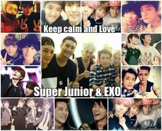 Super Junior + EXO