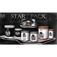 """Compromise """"Start Pack"""" szett. Króm hatású termék csomag az alaptól a befejezésig.  https://chromestylehungary.com/krom-start-szett"""