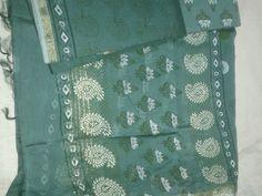 Chanderi Silk Suit Set -4