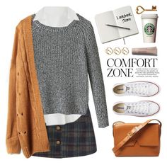 """""""Comfort zone"""" by purpleagony ❤ liked on Polyvore featuring Converse, Vince, women's clothing, women's fashion, women, female, woman, misses and juniors"""