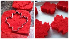 O Canada Day Cake is a patriotic and delicious way to celebrate our special day on July The moist and dense vanilla cake is great for a picnic or barbeque. Canada Day, Cut Out Cookies, Vanilla Cake, Special Day, Picnic, Deserts, July 1, Recipes, Cottage