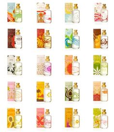 Pacifica fragrances...I'm wearing the Hawaiian Ruby Guava.