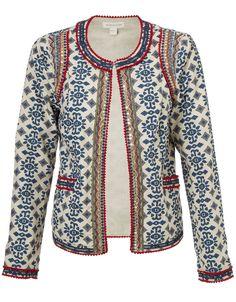 Mathilde Print Jacket by Monsoon - love!!