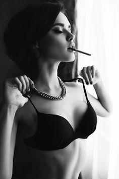 Heather brooks kouření