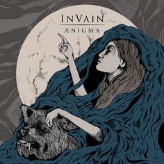 In Vain - Aenigma [progressive death metal]