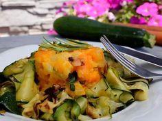 Ľahký letný obed s cuketou Potato Salad, Zucchini, Potatoes, Vegetarian, Vegetables, Cooking, Ethnic Recipes, Fit, Kitchen
