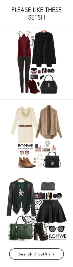 """""""PLEASE LIKE THESE SETS!!!"""" by very-nice-1 ❤ liked on Polyvore featuring J Brand, Gianvito Rossi, Chanel, Essie, NARS Cosmetics, Fall, 1d, romwe, 5sos and BCBGMAXAZRIA"""