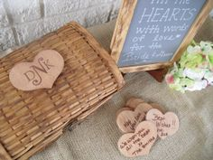 One of many ideas for a guest book #DBBridalStyle