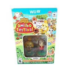 Juego Amiibo Festival WiiU + 2 Amiibos - Juegos de Consola - TV, Consolas y Juegos - Tecnología - Sensacional