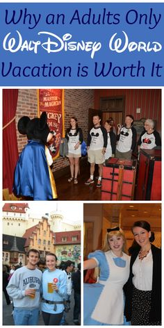 Disney World for adults? We've got 3 great reasons why visiting as an adult is amazing. It's almost more fun without kids (but, shh, don't tell them)! Source by SavoringTheGood Disney World Tips And Tricks, Disney Tips, Disney Stuff, Disney Magic, Walt Disney World Vacations, Disney Travel, Disney Parks, Disneyland Vacations, Disneyland Tips