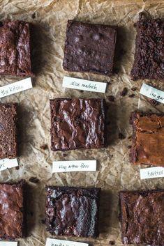 Great Brownie Bake Off // The Pancake Princess