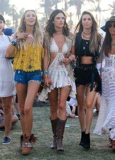 Coachella 2016: i look delle star e lo shopping in limited edition - VanityFair.it