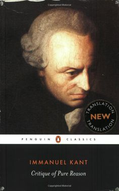 "Kant's ""Critique of Pure Reason"""