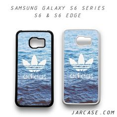 Adidas Water Logo Phone case for samsung galaxy S6 & S6 EDGE