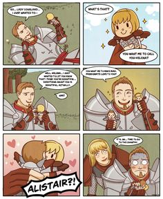 See more 'Dragon Age' images on Know Your Meme! Dragon Age Comics, Dragon Age Memes, Dragon Age Funny, Dragon Age 2, Dragon Age Origins, Dragon Age Inquisition, Dragon Age Alistair, Dragon Age Romance, Dinosaur Age