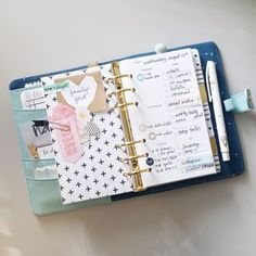 """And this planner, which has to """"pencil you in"""" when you suggest a spontaneous trip to Target: 