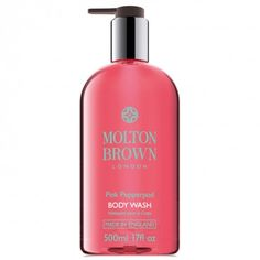 Pink Pepperpod Body Wash MOLTON BROWN
