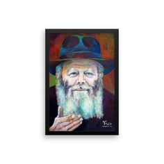 Nu, Say L'Chaim - Canvas Print Canvas is not framed. Will be shipped to you as a rolled Giclee canvas. Framed Prints, Canvas Prints, Art Prints, Lion Sculpture, Statue, Sayings, Painting, Products, Art Impressions