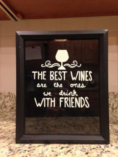 Hand-painted shadow box used to collect wine corks  https://www.etsy.com/listing/279702104/wine-cork-shadow-box (by Lindsay Santacroce)