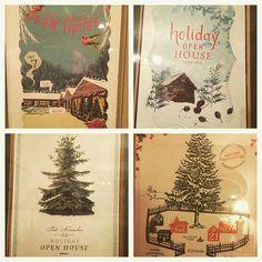 Instagram media by susancooks4u - Memories of Christmas past. #terrainatstyers #terrain1809 #holidayopenhouse