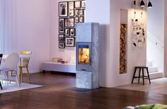 Wood burning, multi-fuel & gas stoves Glasgow at Stove World Glasgow. We stock Charnwood & Contura stoves with live displays in our Glasgow stove showroom. Soapstone Stove, Wood Burner, Herd, Gas Stove, Table And Chairs, Glasgow, Interior Inspiration, Manga, Interior Design