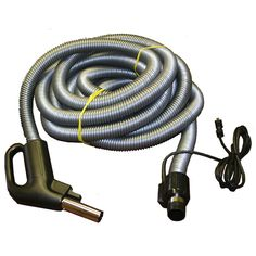 Electrolux Hose, 35' 3 Pos Switch Gray Crushproof W/6'pigtail, FH-8090