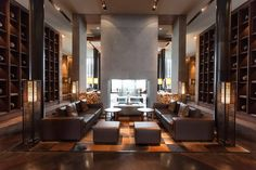 The Chedi Andermatt by Denniston Architects