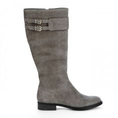 Neiva round toe boot - Cloud » Loving the grey.