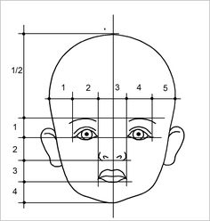 38 New Ideas baby face drawing Sculpting Tutorials, Doll Making Tutorials, Drawing Tutorials, Doll Face Paint, Doll Painting, Baby Face Drawing, Drawing Faces, Drawing Drawing, Eye Drawings