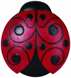 2 of the Spoontiques Ladybug Stepping Stone