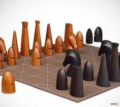 Шахматы от Hermes