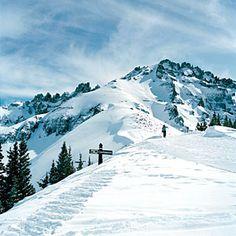 Top 20 ski resorts | Telluride Ski Resort, Telluride, CO | Sunset.com
