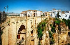 The Drama of Andalusia in Ronda