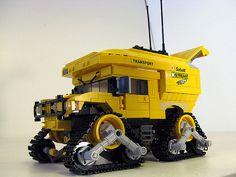 Arctic Humvee by Mike el Fabricante