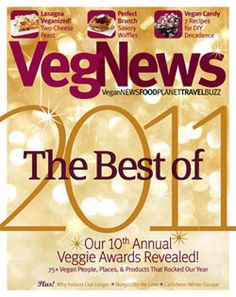 VegNews Magazine Selects Forks Over Knives for Movie of the Year