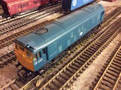 25 247 BR Blue by Hornby (£15)  Acquired 22/08/15 at Brentwood Toyfair