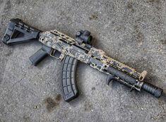 - From meridian_defense Ak 74, Ar Pistol, Battle Rifle, Long Rifle, Custom Guns, Rifles, Assault Rifle, Guns And Ammo, War Machine