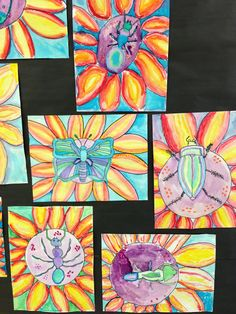 beautiful. Apex Elementary Art