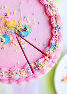 Perfectly Delightful Cake via Sweetapolita