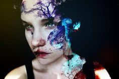 - Night coloured tree -  Linnea Kruslock
