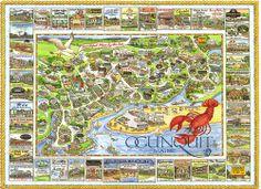 Map of Ogunquit Maine | ... Collection Galleries World Map App Garden Camera Finder Flickr Blog