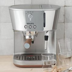 Krups Espresso Machine | west elm
