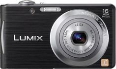 Panasonic Lumix Digital Camera | Nov 3 | $59.99 at Best Buy, over $133 on Amazon