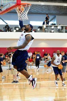 2012 Team USA Basketball Camp.