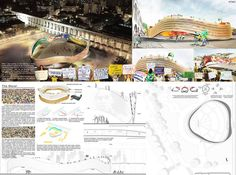 [A3N] : Symbolic World Cup Structure Competition - RIO DE JANEIRO (Mention 06 : The Wave ) / Chipara Bogdan ( Romania)