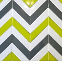 "62 Likes, 4 Comments - Modwalls Tile (@modwalls) on Instagram: ""Our Kiln American made ceramic chevron tile is available in 75 glossy and matte colors. It's so…"""