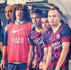 Neymar looks so cute here